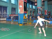 羽毛球联谊赛