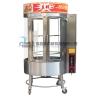 835F型立式烤鸡炉(带热风循环)