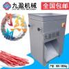 不锈钢切肉机肉类加工机械设备厂家JYR-10B