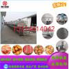 春华供应全自动鱼饺鱼豆腐火锅调理品大型食品蒸汽生产线