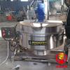 燃气加热蒸煮熬制锅 劲创专业生产夹层锅